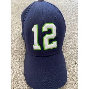 Seahawks 12 Hat